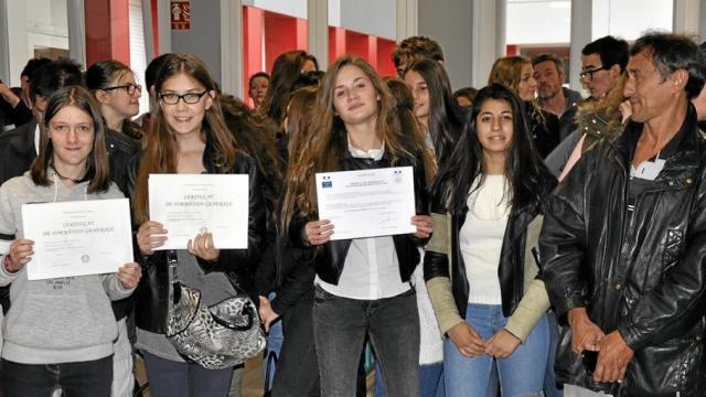 les-collegiens-de-dunois-ont-recu-leur-1er-diplome