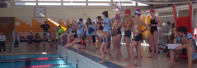 – Championnats Académique de natation