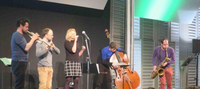 Feuilleton «Choeur à l'ouvrage»: conférence en musique au théâtre de Caen