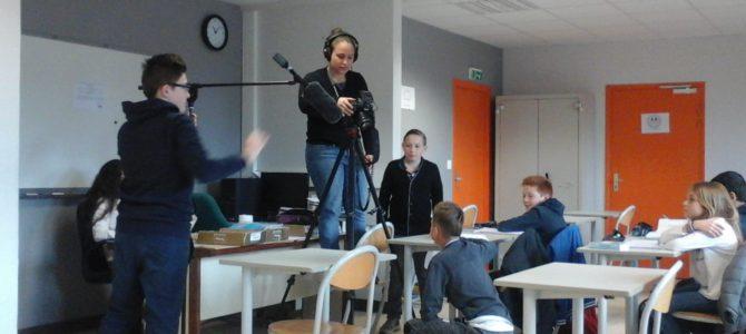 Bienvenue au collège Dunois – Projet cinéma 2017